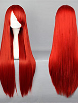 100cm Capless Long Straight hair Cosplay Hair Wig