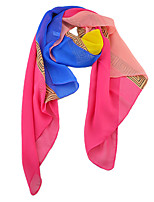 New Style Fashion Colorful Pinted Lady Fashionable Scarf