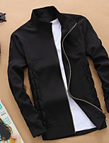 Spring 2015 men's jacket collar male fashion trend of Korean spring clothes suit