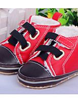 Baby Shoes Casual  Fashion Sneakers Red/Khaki