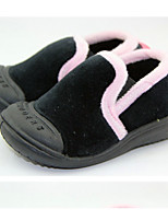Baby Shoes Casual Fabric Loafers Blue/Pink