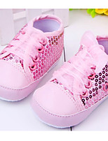Baby Shoes Casual Fashion Sneakers Pink/Purple/Red/Silver
