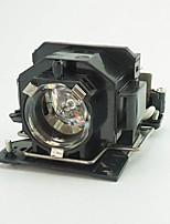 substituição projetor lâmpada / lâmpada DT00821 / cpx5lamp para HITACHI CP-x3 / cp-x5 / cp-x5w / cp-x3w / cp-x264 / hcp-610x