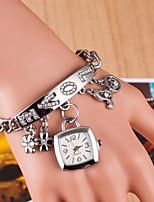 Women's Watches Listing LOVE Bracelet Quartz Watch Cool Watches Unique Watches Fashion Watch