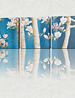 VISUAL STAR®New Flower Stretched Canvas Painting Art High Quality Canvas Ready To Hang