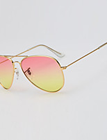 100% UV400 Fashion Gradient flyer Sunglasses