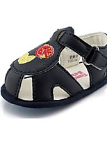Baby Shoes - Casual - Sandali - Finta pelle - Blu scuro