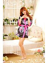 Women Robes/Ultra Sexy/Uniforms & Cheongsams Nightwear , Rayon/Spandex