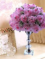 sala matrimonio grandi ornamenti portiera ghirlanda