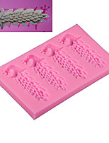 Bakeware Peacock Fondant Mold Cake Decoration Mold