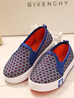 Girls' Shoes Casual Comfort Tulle Loafers Blue/Pink