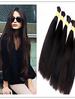 3Pcs/Lot 100% Human Hair for braiding bulk No Attachment Bulk Hair Extensions Without Any Processing Wholesale