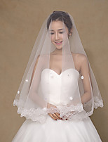 Wedding Veil One-tier Elbow Veils