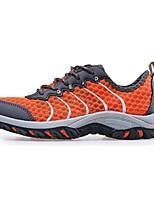 Men's Running Shoes Tulle Blue/Orange