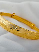 24K gold plating Lotus Pisces Bracelet