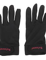 Outdoor Climbing  Riding  Gloves Full Finger Sunscreen Gloves Breathable Slip Gloves Sport - Black (XL)
