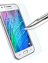 hzbyc® anti-arañazos ultrafino protector de la pantalla de vidrio templado para Samsung Galaxy J5