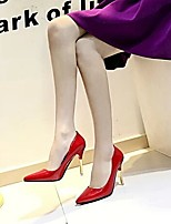 Amir 2015 Hot Sale Women's Shoes Patent Leather Stiletto Heels Pumps Wedding/Party & Evening/Dress Black/Pink/Red/Gray