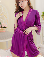 Women Robes Nightwear , Modal