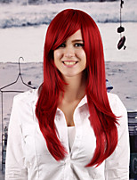 Women Synthetic Color Wig Long Straight 22 Inch