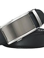 Men Vintage/Cute/Party/Work/Casual Leather Calfskin Waist Belt