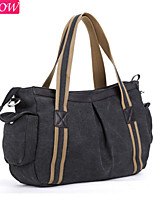 Fashion Women's Canvas Casual Shoulder Bag Retro Rucksack Messenger Bag Handbag