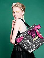 WEST BIKING® 2015 Retro Floral Pattern Bow Sweet Lady Fashion Shoulder Bag