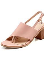 Women's Shoes Chunky Heel Peep Toe Sandals Casual More Colors available