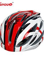 Casque ( Jaune/Rouge/Rose dragée/Bleu/Voir l'image , PC/EPS )-de Unisexe - pentruCyclisme/Cyclisme en Montagne/Cyclotourisme/Patin à