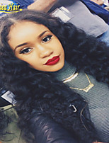 New Hair 100% Brazilian virgin human hair glueless full lace wigs & lace front wig baby hair for women