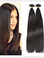 3Pcs/Lot 1G/S 100G/PC Virgin Pre-bonded Human Hair Extensions Silky Straight U Tip Nail Hair Extensions In Stock