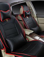 asiento de coche conjunto fawkes cruze temporadas cuero cojín del asiento 5 modelos - una longitud cojín del asiento trasero 135