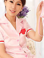 Sexy uniform temptation nurse suit(Nurse Uniform+Nurse hat+T pants+Net socks)