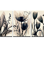 VISUAL STAR®Abstract Modern Flower Canvas Art Hot Sale Wall Picture Ready to Hang