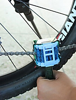 ACACIA Bicycle Parts Bike Chain Cleaner Cycling Clean Brushes Clean Brush Chain Protector bicycle chain tool kit chain