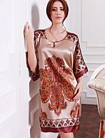 Women Polyester/Rayon Ultra Sexy Nightwear