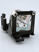 substituição projetor lâmpada / bulbo elplp25h / v13h010l2h para EPSON EMP-TW10 / PowerLite Home 10