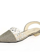 Women's Shoes Summer Fashion Low Heel Comfort Pointed Toe Sandals Office