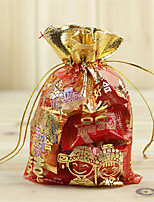 1 Piece/Set Favor Holder - Creative Organza Favor Bags Non-personalised