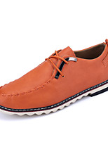 Men's Shoes Office & Career/Party & Evening/Casual Oxfords Black/Blue/Orange
