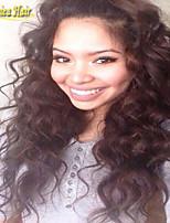 Free shipping Brazilian Indian lace front wigs 8A remy human hair wigs deep wave wigs 10-32inch Brazilian hair