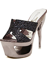 Women's Shoes Synthetic Stiletto Heel Open Toe Sandals Dress More Colors available