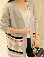 Women's Winter New All Match Long Sleeve Loose Cardigan Sweaters