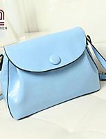 Handcee® Most Popular Patent PU Woman Small Crossbody Bag