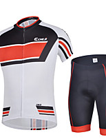 Cycling Outdoor Sports Jersey Quick Dry Breathable Bike Clothing Short Jersey