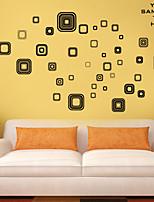 pared pegatinas de pared de estilo calcomanías pegatinas de pared creativo pvc gráficos