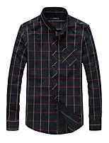 Macfion Men Take Long Sleeved Shirts