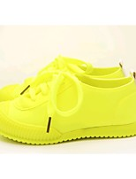 Girls' Shoes Outdoor/Athletic/Casual Round Toe/Closed Toe Canvas Fashion Sneakers Green/Pink/Purple