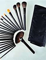 24 pcs Pro Design Easy Makeup Brush Set