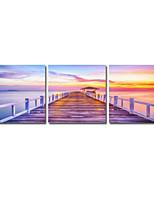 visual de impresión star®digital paisaje natural estiró arte de la lona de alta calidad